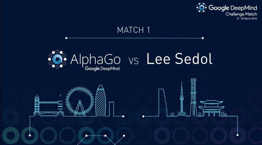 AlphaGo sfida il campione cinese Lee Sedol