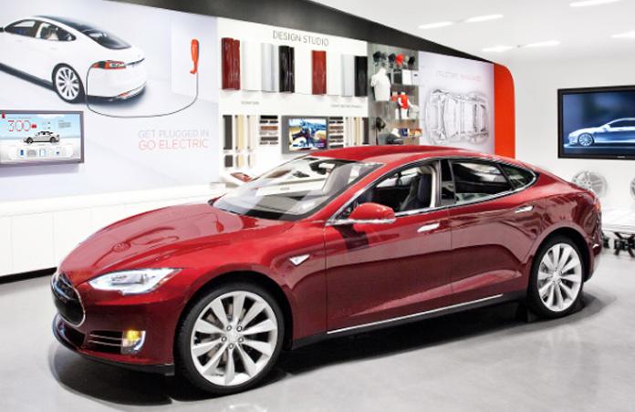 Autovettura Tesla
