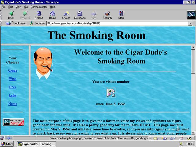 Il web prima dei CMS