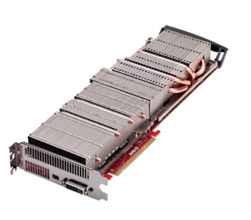 VGA AMD per il calcolo parallelo