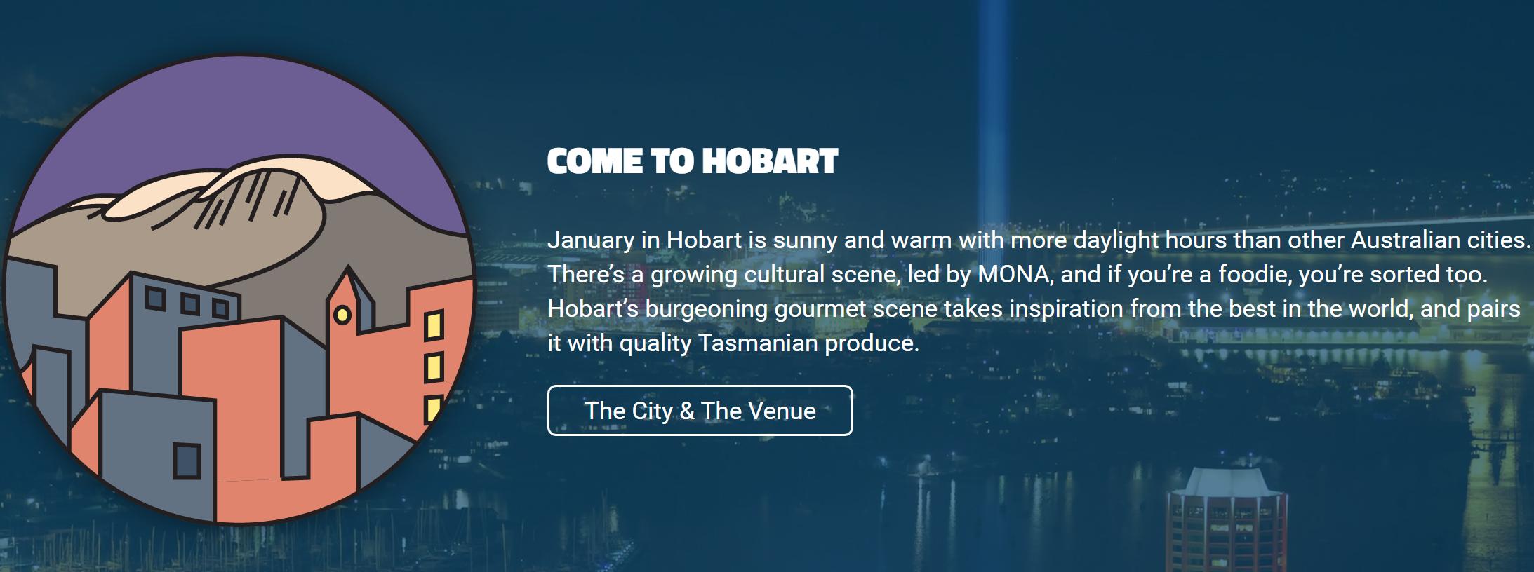 Hobart Linuxconf.au