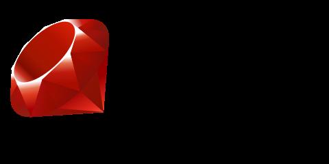 Risultati immagini per ruby logo