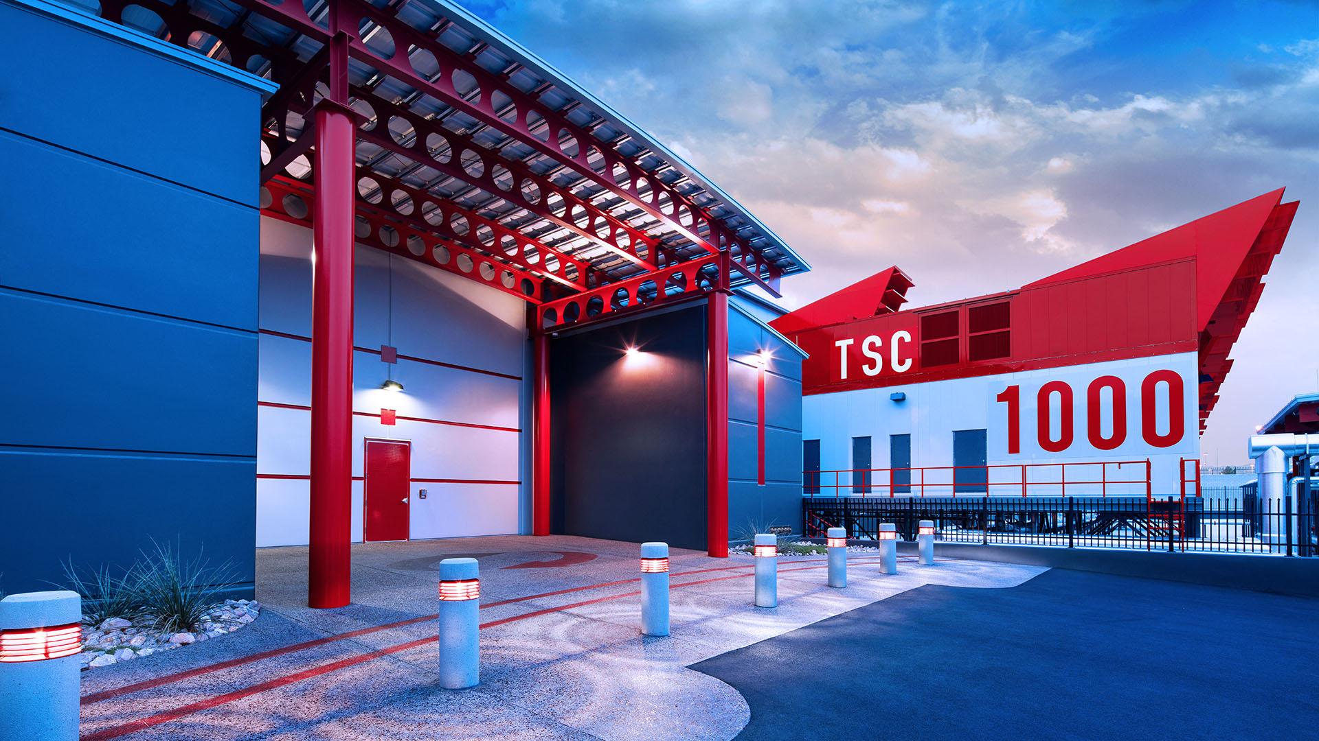 Switch data center campus di Las Vegas