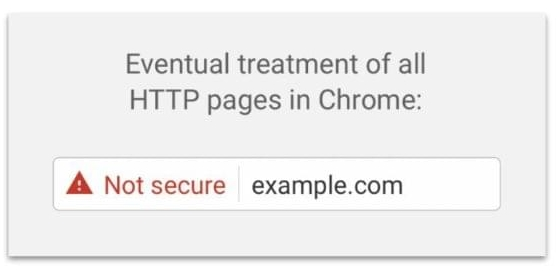 Chrome, avvisi di sicurezza da ottobre 2017