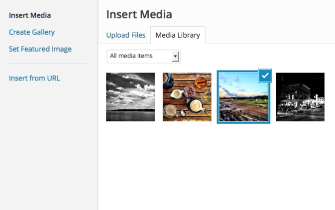 WordPress: limitare l'accesso alla sezione Media