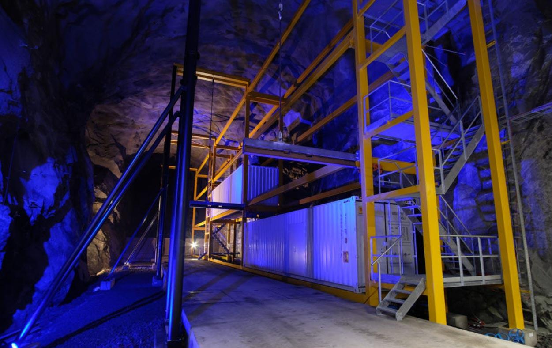 Data Center sotterranei