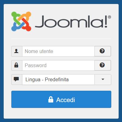 Joomla: personalizzare l'interfaccia degli articoli