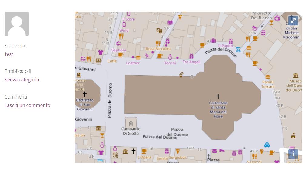 Cartina Italia Interattiva Html.Wordpress Inserire Una Mappa Interattiva Internetpost It