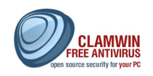 Clamwin antivirus open source