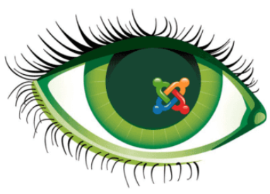 Eyesight monitorare file Joomla