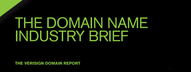 Domain Name Industry Brief