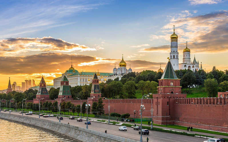 Russia: una foto del Cremlino