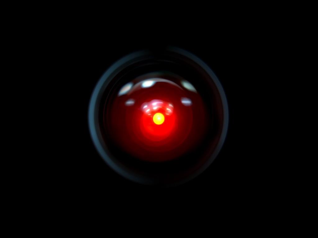 2001: Odissea nello spazio IA HAL 9000