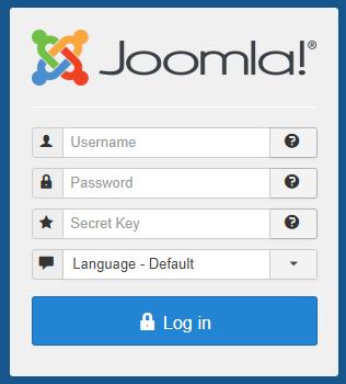 login con secret key