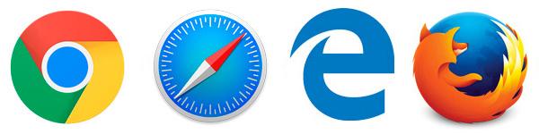 Classifica Web Browser: Aprile-Giugno 2019